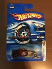 2006 Hot Wheels First Edition 5-pack Bone Shaker On Single Card