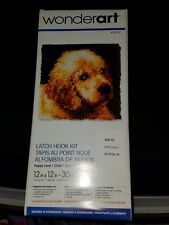 "Wonderart Latch Hook Kit 12 X 12"""