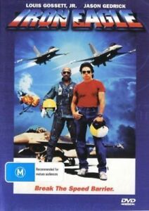 Iron Eagle 1 DVD New and Sealed Australian Release