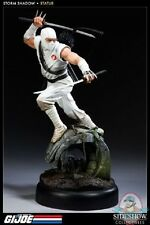 G.I Joe Storm Shadow Polystone Statue by Sideshow Collectibles