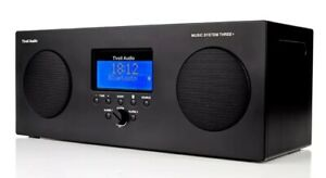 *Used* Tivoli Audio Music System Three+ Radio with Bluetooth