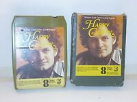 8 Track Cassette harry chapin sniper and other love songs