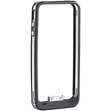 Callstel Bumper für iPhone 4/ 4s mit integriertem Fm-transmitter