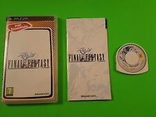 Final Fantasy - Sony Playstation Portable PSP Essentials