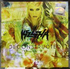 KESHA Deconstructed EP CD KE$HA  VERY RARE 5 SONGS