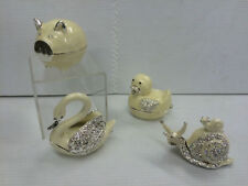 Enamel Trinkets Collectable Boxes/Trinkets Boxes