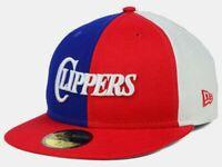 Los Angeles Clippers New Era 59FIFTY NBA Hardwood Classics Cap Hat - Size: 7 1/2