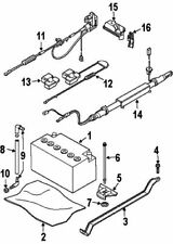 battery cables  u0026 connectors for bmw z4