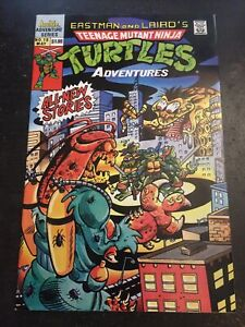 Teenage Mutant Ninja Turtles Adventures#10 Awesome Condition 7.0(1990)