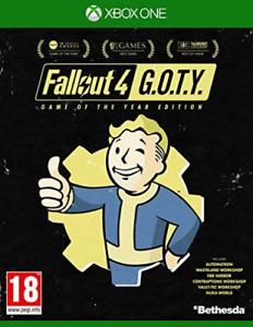 Microsoft Xbox One-FALLOUT 4 GOTY GAME NEW