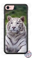 Exotic White Bengal Tiger Wild Animal Phone Case Cover for iPhone Samsung LG etc