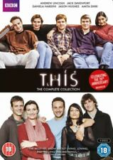 This Life Series 1 to 2 Complete Collection DVD NEW DVD (BBCDVD4124)