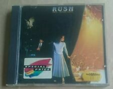 Rush Exit...Stage Left Live CD Original West Germany release