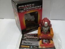 The Transformers Mini Head Replica * RODIMUS PRIME * Rare Diamond Select Toys