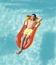 Bestway gonfiabile Divertente Famly Aqua tela sdraio Materassini 160 x 84cm