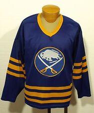 vintage 1980's BUFFALO SABRES sewn jersey size small/medium CCM