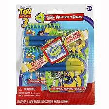Toy Story 3 Mini Magic Reveal Activity Pads