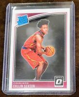 2018-2019 Donruss Optic Collin Sexton Rated Rookie - Cleveland Cavaliers