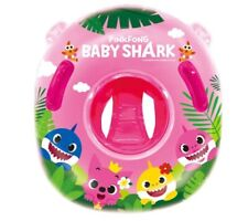 Pinkfong Baby Shark Family Basic Cushion Swimming Tube For Baby&Kids PK