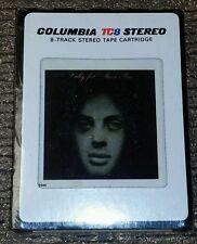 Billy Joel Rare Sealed Piano Man 8 Track Pop Rock Bronx New York Vintage
