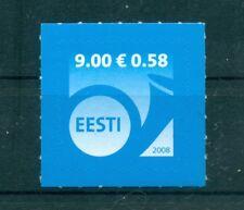 EMBLÈMES - EMBLEM ESTONIE 2008 Post Horn Commune Logo