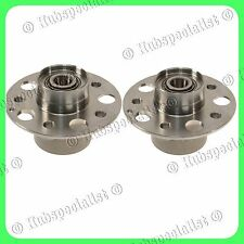 FRONT WHEEL HUB BEARING ASSEMBLY FOR MERCEDES C250 300 350 BASE RWD PAIR NEW