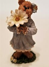 """New ListingBoyds Bears """"Lil' Bearstone Collection"""" """"Amy Bearybloom"""" ~ Excellent Condition"""