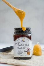 MANUKA HONEY 20+ MGO 200+ KOSHER INDEPENDENTLY TESTED RAW NEW ZEALAND 1.1lb/500g
