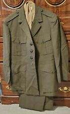 1980s Vintage USMC Officer Green Uniform