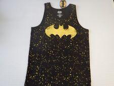Batman Justice League The Dark Knight DC Comics Mens Tank Top T Shirt S M L XL