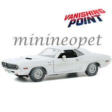 Dodge Challenger R//T 1970 Vanishing Point weiß Modellauto 1:18 Greenlight