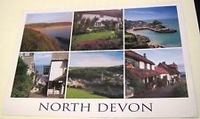 England North Devon Multi-view IOD-081 John Hinde - posted 2013