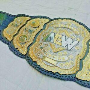 AEW World Heavyweight Championship Belt 2mm Replica/AEW Championship belts