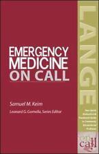 Emergency Medicine On Call, Samuel Keim, New Book