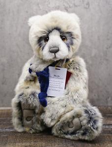 Charlie Bears Moritz, plumo bear