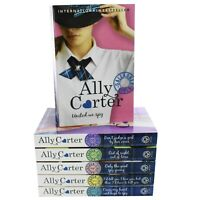 Gallagher Girls 6 Books Young Adult Collection Paperback Box Set By Ally Carter