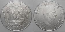 2 lire impero 1939 XVII - NON MAGNETICA