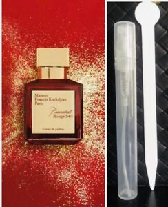 BACCARAT ROUGE 540 EXTRAIT  7.5ml WITH SCENT CARD + FREE TOM FORD ROSE PRICK