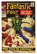 Fantastic Four 61   New Sandman costume   Silver Surfer cameo