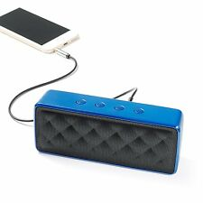 Kapas Portable Bluetooth speaker with 33-foot wireless range for streaming music