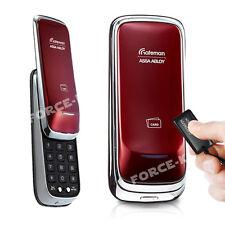 New Gateman iRevo ROSE-IH Smart Doorlock Keyless Lock Hook Type Password+4 RFID