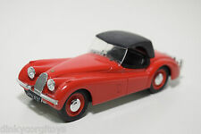 BRUMM JAGUAR XK120 XK 120 RED NEAR MINT CONDITION