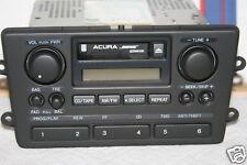 OEM Acura RL Honda Tuner Auto Radio Bose Dolby 1999-01