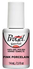 SuperNail ProGel LED/UV Curable Gel Pink Porcelain  - .5oz - 80156