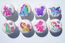8 Original Style My Little Pony Kids Girls Dresser Drawer Knobs Made As Ordered