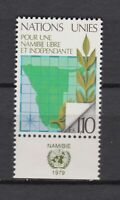 S10737a) United Nations (Geneve) MNH 1979, Namibia 1v+ Lab