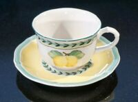 Beautiful Villeroy Boch French Garden Fleurence Cup And Saucer