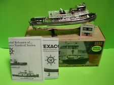 TEXACO FIRE CHIEF DIECAST TUGBOAT 2000 COLLECTOR CLUB CHROME EDITION NEW MINT
