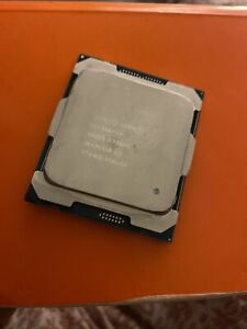 Intel Xeon E5-2667 V4 Processor 3.20 GHz CPU 8 Cores 16-Threads 14 nm 25 MB