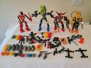 Big Lot of Bionicle
